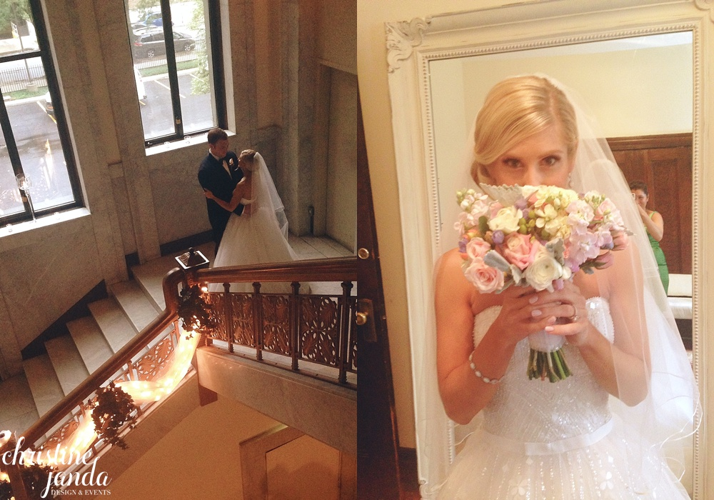 Newberry Library Wedding