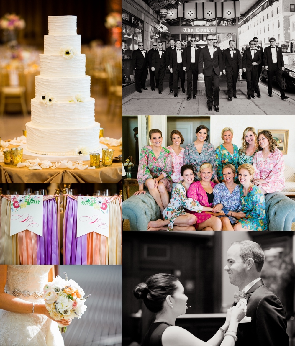 CJDE Wedding Planning Series Collage